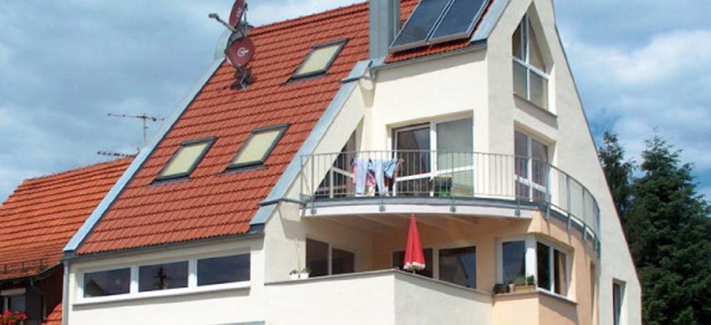 Wohnhaus Kollnau 2004