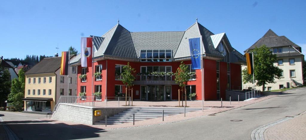 Rathaus Schonach