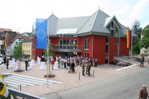 Rathaus Schonach 15