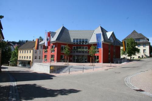 Rathaus Schonach 11