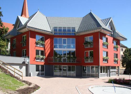 Rathaus Schonach 1