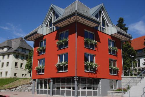 Rathaus Schonach 5