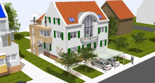 Wohnhaus Umbau in Kollnau 3